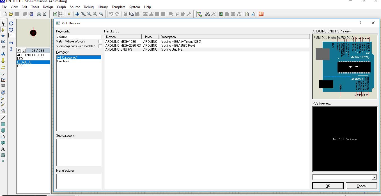 Download Full Library Arduino di Simulasi Proteus Terbaru